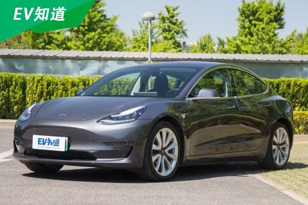 1-10月全球新能源车销量排行:Model 3第一