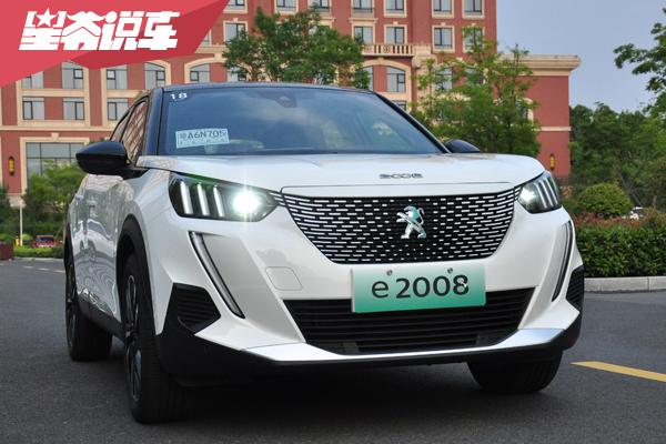感受东风标致纯电SUV 动力强劲 加速迅捷
