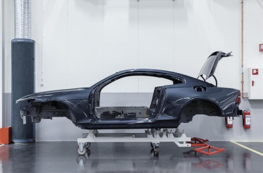 Polestar 1打造34辆原型车进行测试 明年国产