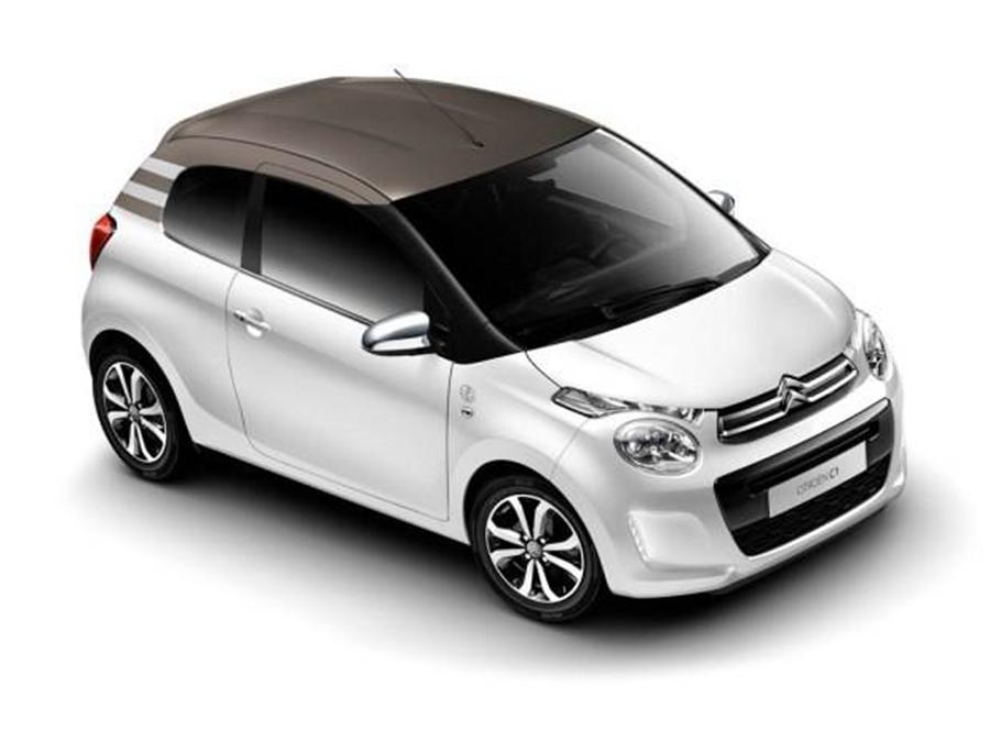 计划与丰田合作 第三代雪铁龙C1将为电动版