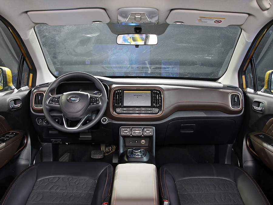 祺智EV530补贴后售13.58-13.98万 现车热销