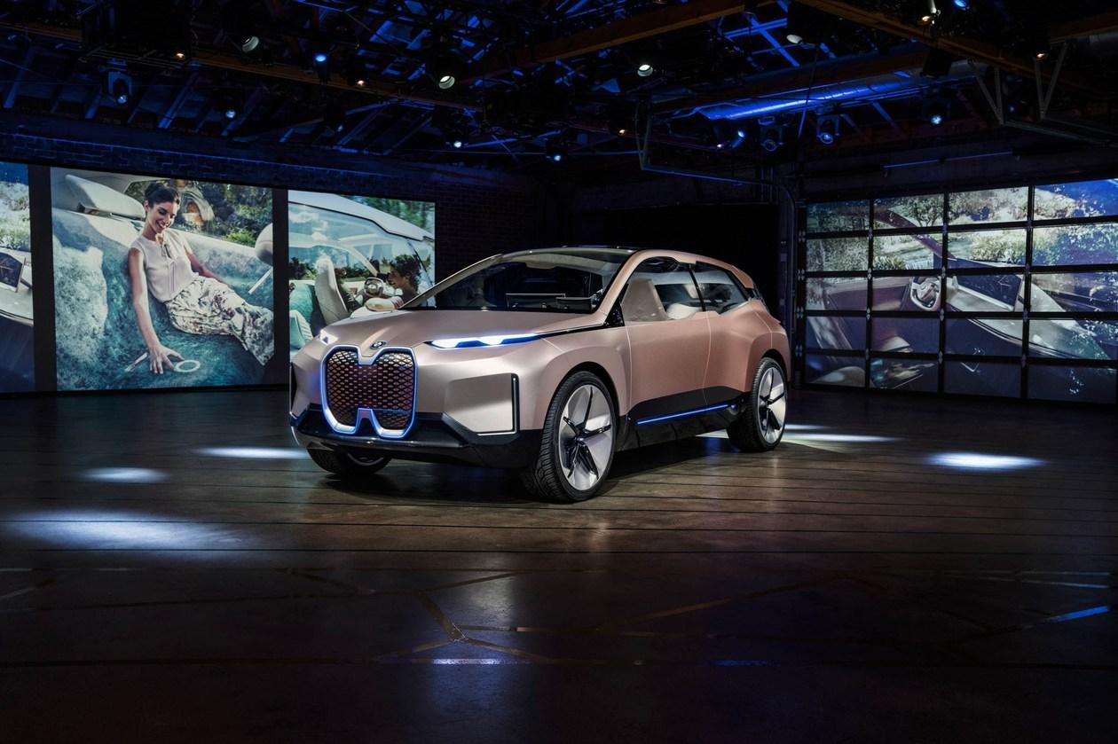 宝马iNext概念车正式发布 本周海外新闻一览