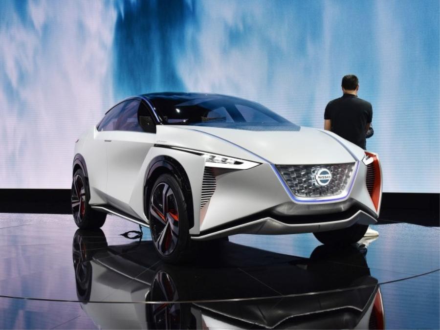 日产与英菲尼迪将推全新概念电动车 于明年亮相