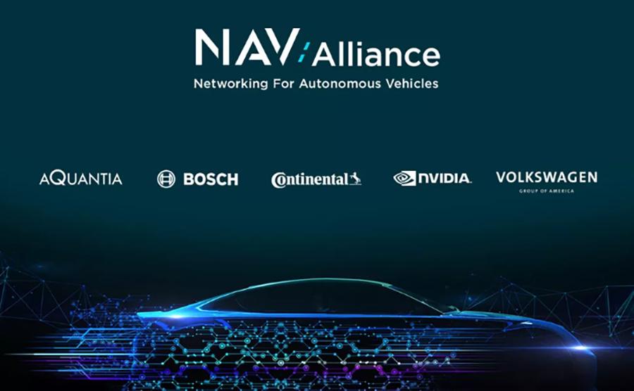 大众与博世等供应商组成联盟 建立自动驾驶标准