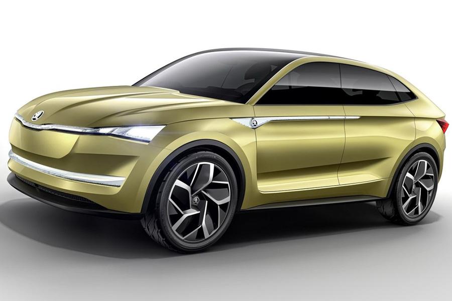 基于MEB平台打造 斯柯达将推性能电动SUV