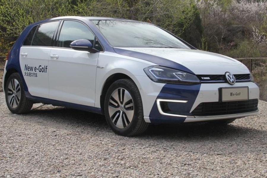 新能源e-Golf北京地区现车充足 售价23.18万起