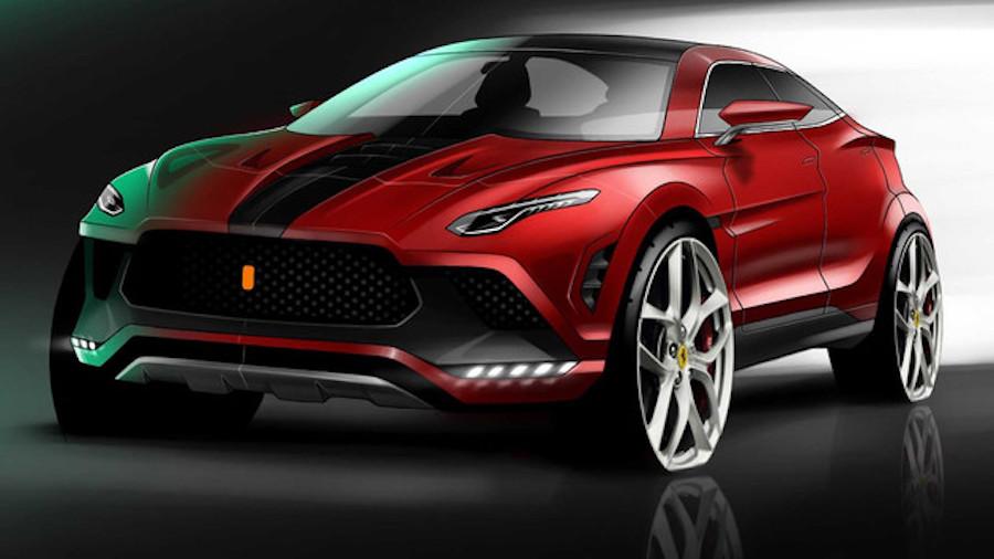 法拉利SUV车型或于2022年亮相 本周海外新闻一览