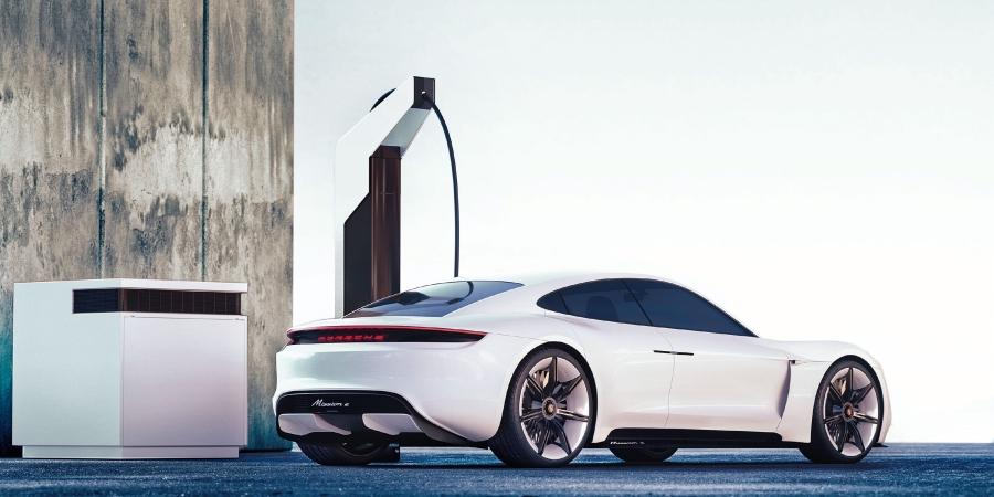保时捷:到2025年50%新车将是新能源车型