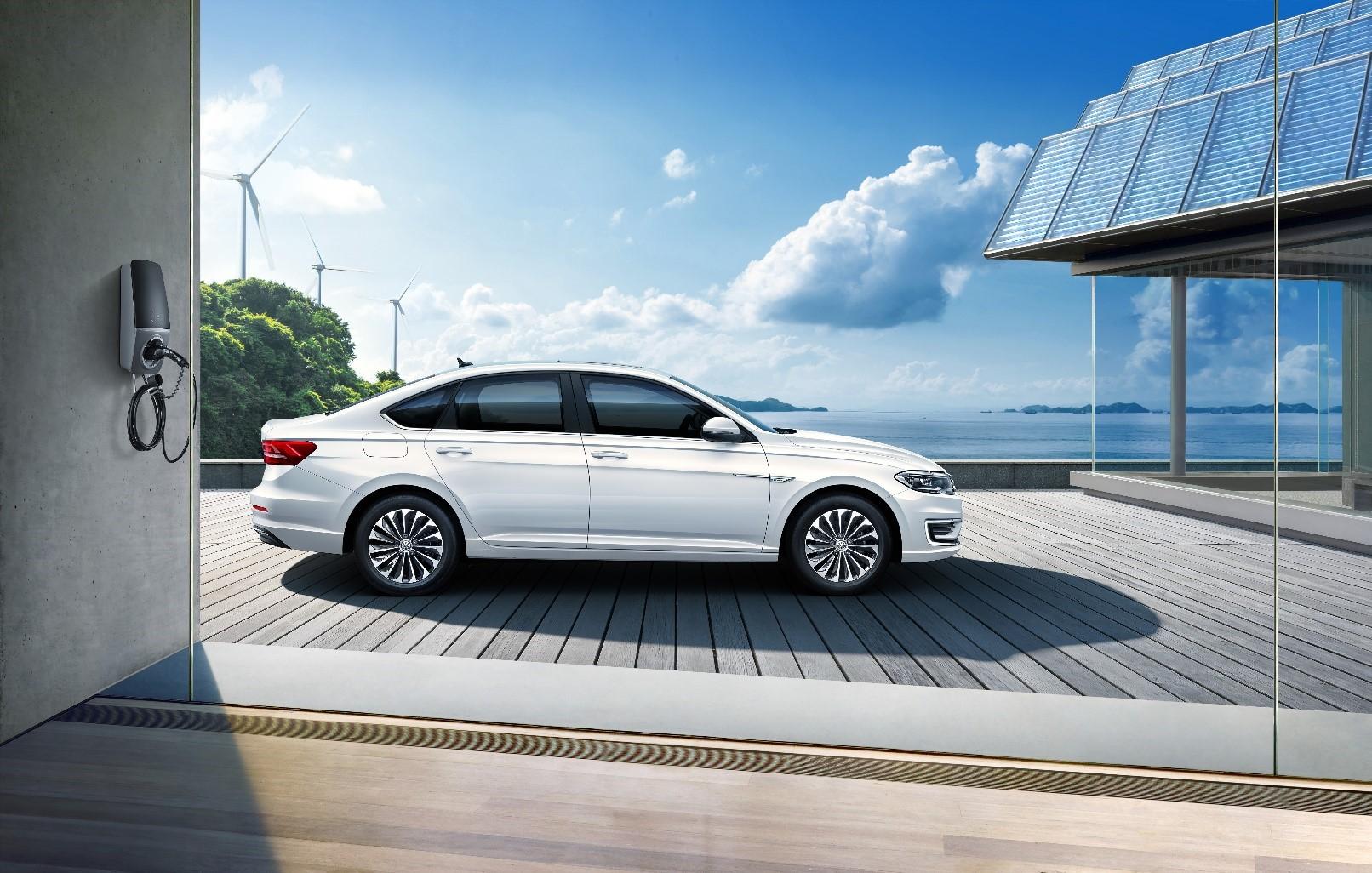 谁说新能源车操控不如燃油版?来试下朗逸纯电带来舒适体验