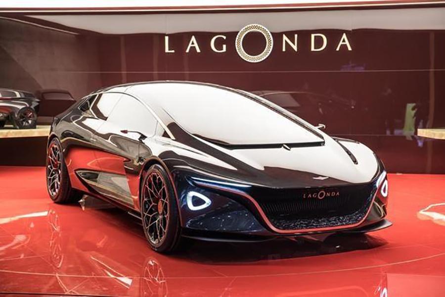 3月首发 阿斯顿·马丁Lagonda预告图发布