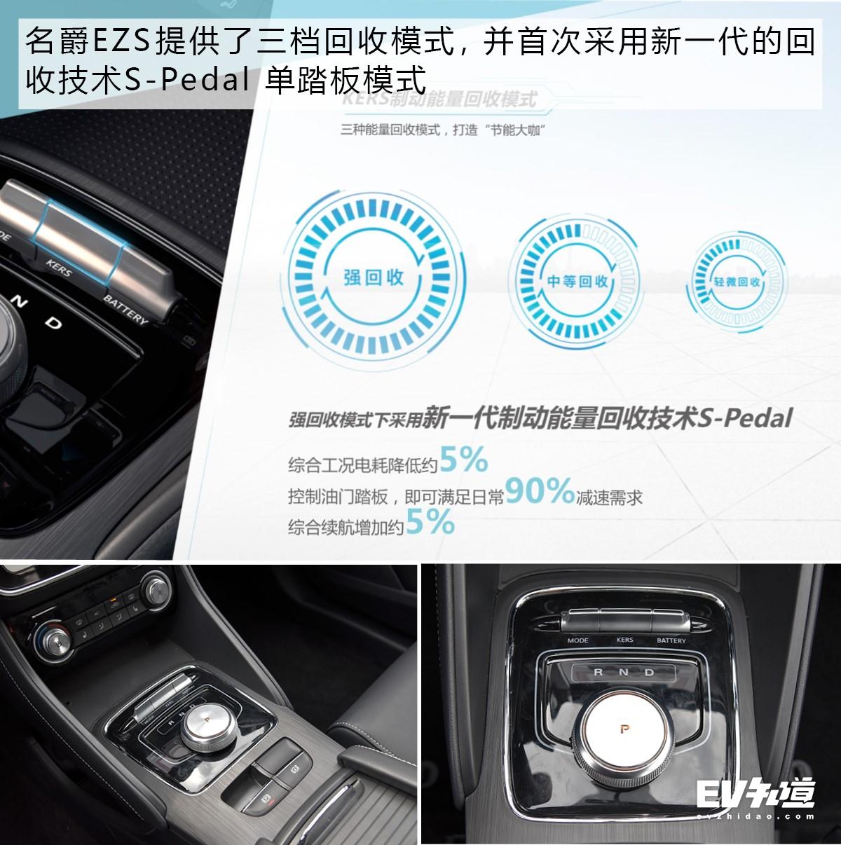 国际范儿纯电动SUV 名爵EZS场地试驾体验