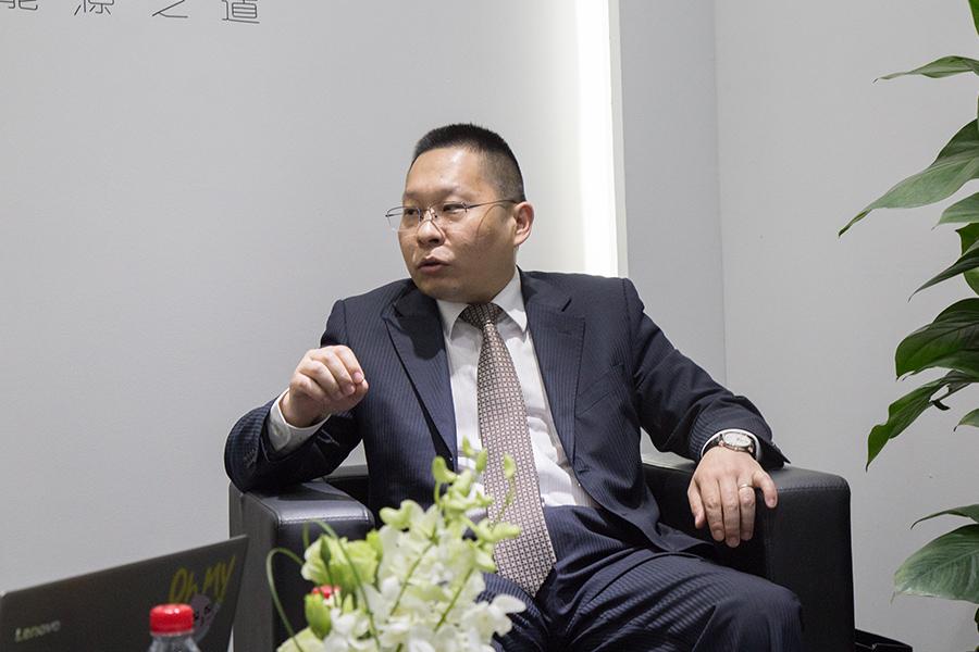 先走国际市场 专访清源汽车刘攀