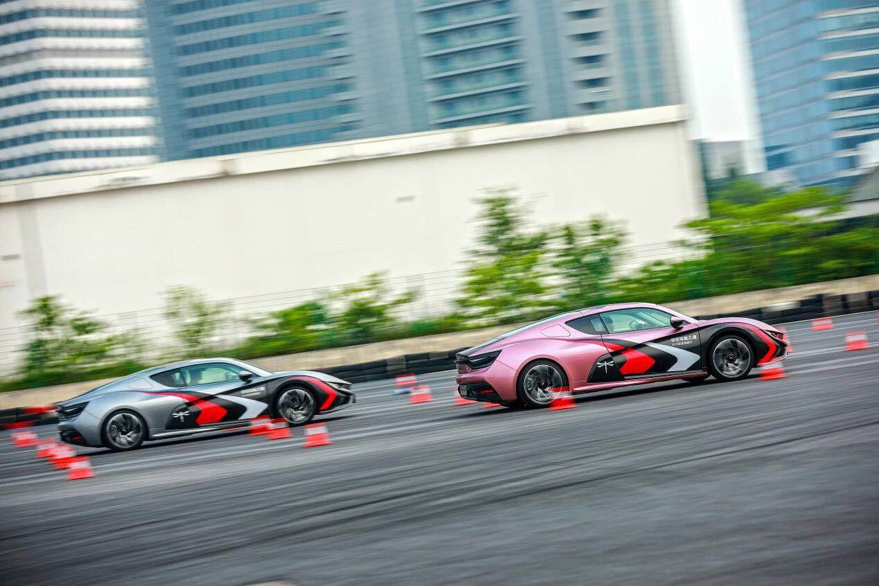 前途汽車駕趣行熱血啟程  親征賽道縱享極限駕趣