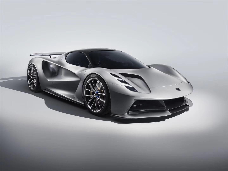 2000匹马力/3秒破百 纯电动超跑路特斯Evija发布