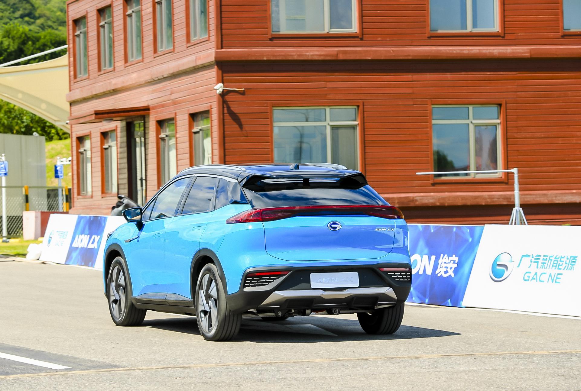 综合续航可达650km 广汽新能源Aion LX将于10月17日上市