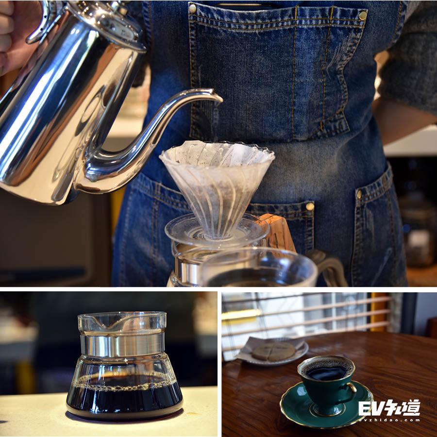 人·车·生活之——手冲咖啡、茶和微蓝7