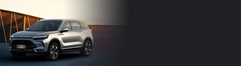 预售价10-15万元 BEIJING-X7正式开启预售