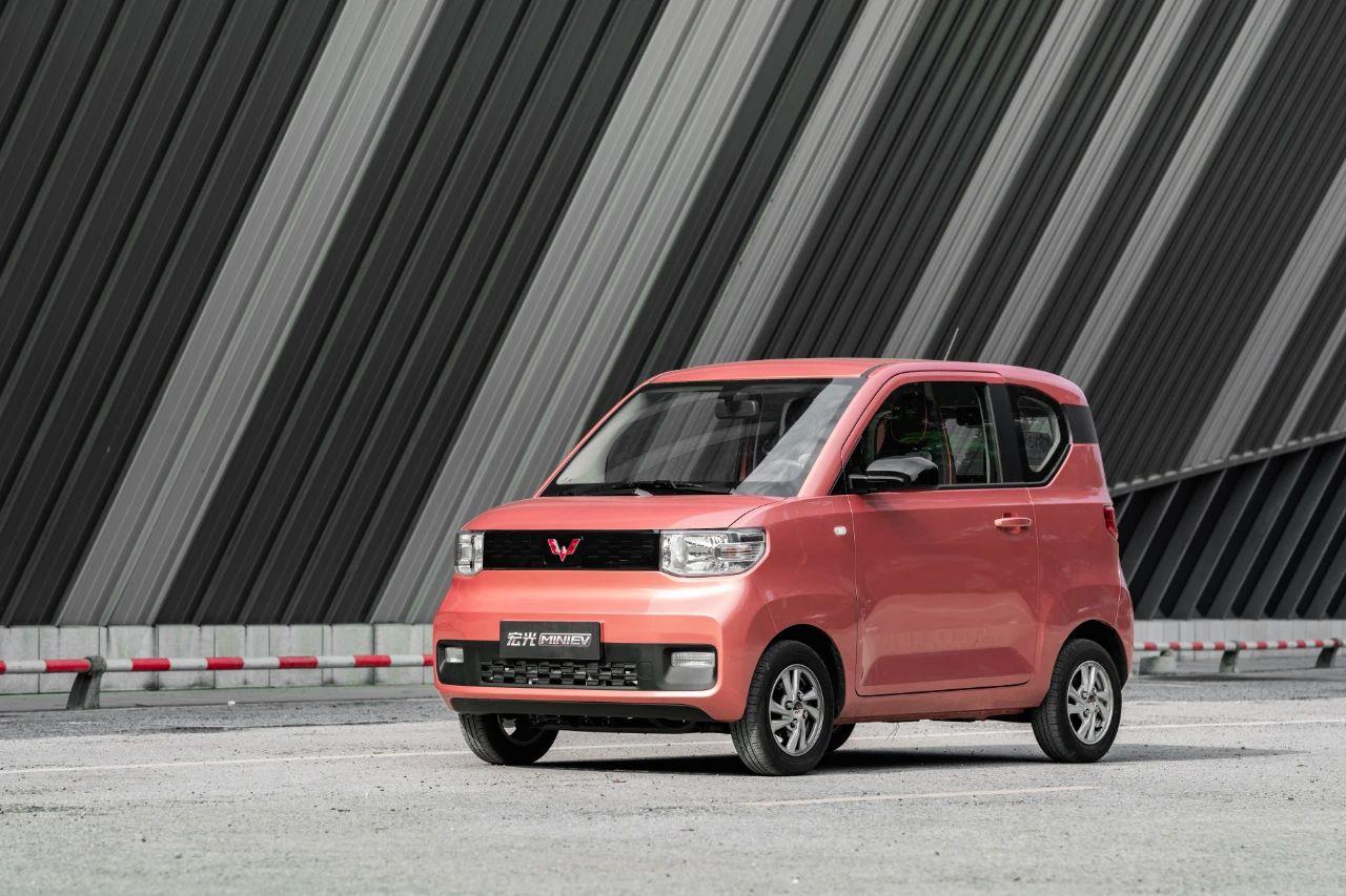 预售价格2.98-3.88万元 宏光MINI EV将于7月下旬上市