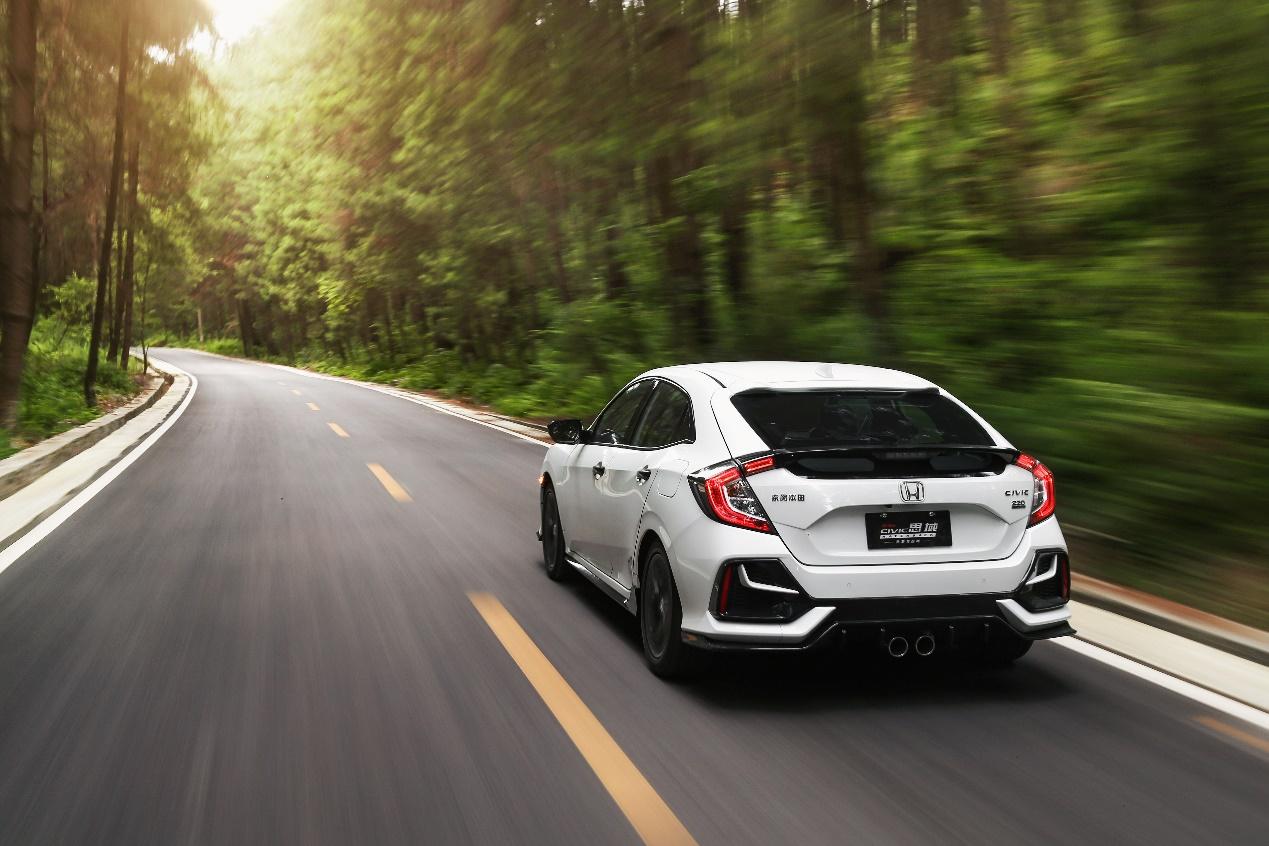 市场指导价14.39万元起 东风Honda全新思域Hatchback上市