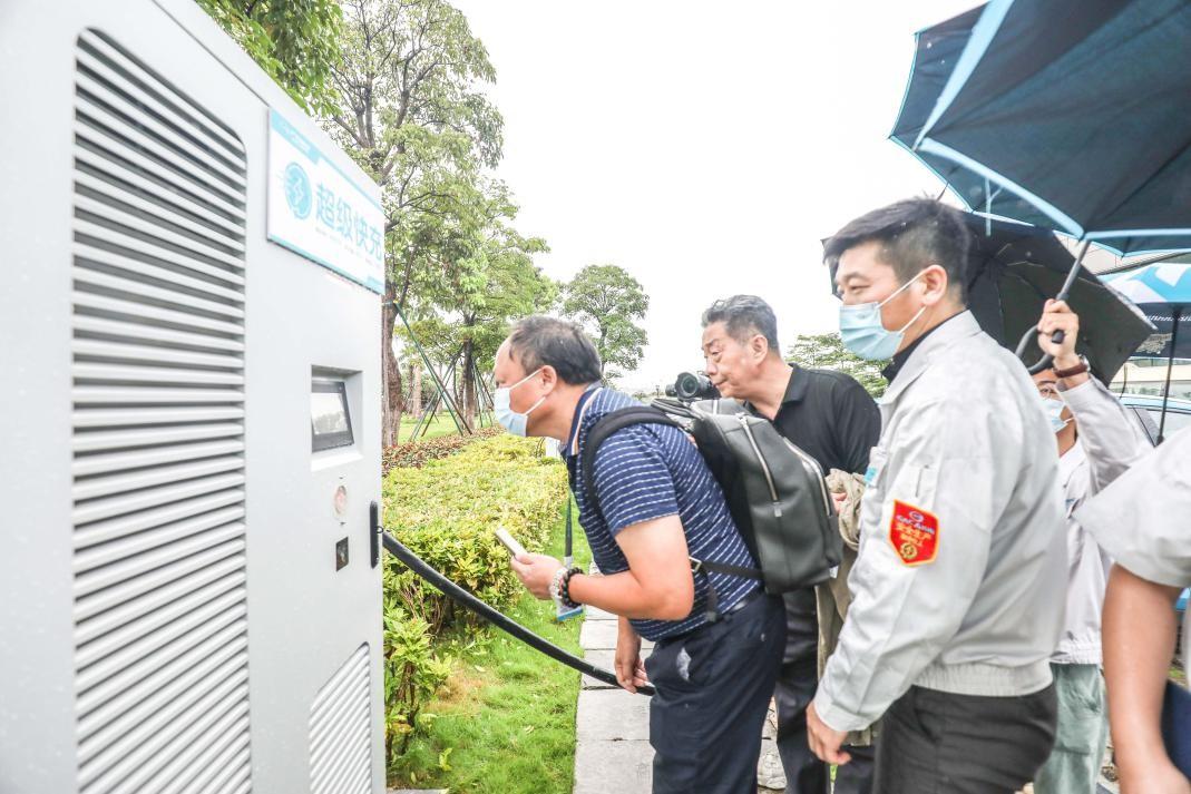 """新能源行業盛會""""落戶""""廣汽埃安,傳遞出怎樣的信號?"""