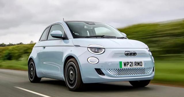 菲亞特計劃到2030年成為純電動汽車制造商