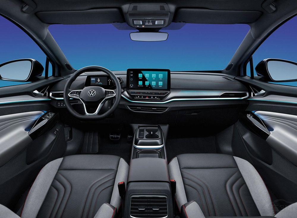 三种动力五种驾驶模式 一汽-大众ID.6 CROZZ正式开启交付