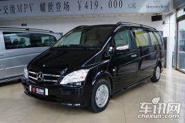 福建奔驰-威霆-2.5L 商务版8座