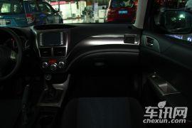 斯巴鲁-翼豹(进口)-2.5T WRX STI三厢