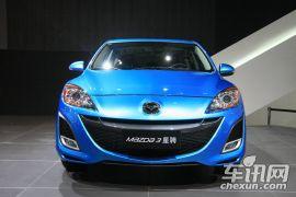 长安马自达-Mazda3星骋-两厢 2.0L 自动豪华型