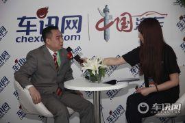 力帆实业股份有限公司张强接受专访_2012北京车展