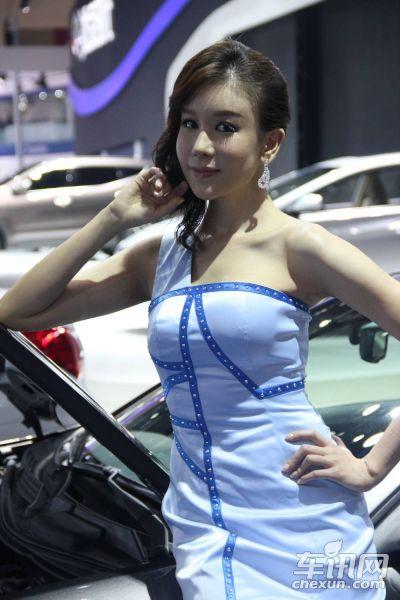现代(进口)7号车模