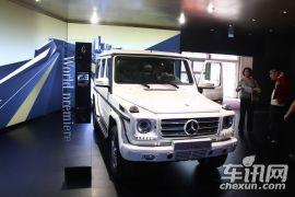 奔驰-G级500(进口)