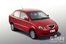 奇瑞汽车-奇瑞QQ6-1.1手动标准型