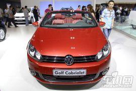大众-Golf Cabriolet