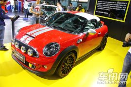 MINI-MINI COUPE(进口)