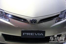 丰田-普瑞维亚(进口)