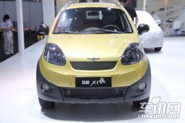 奇瑞汽车-瑞麒X1