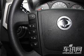 双龙汽车-享御-2.0T 四驱精英导航版