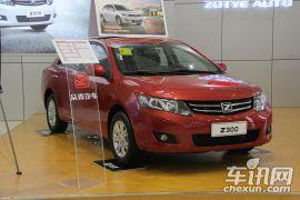 众泰汽车-众泰Z300-红