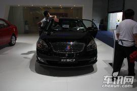 吉利汽车-英伦SC7