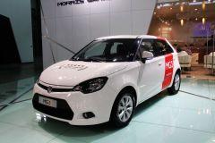 上海汽车-MG3