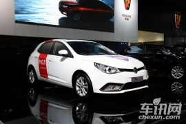 上海汽车-MG5