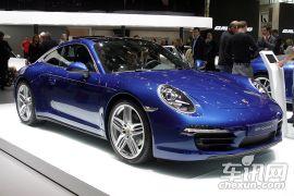 保时捷-保时捷911  Carrera 4 / 4S