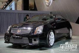 凯迪拉克-凯迪拉克CTS Coupe