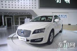 华泰汽车-华泰B21白色