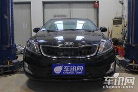 东风悦达起亚-起亚K2-三厢 1.4L AT GLS纪念版