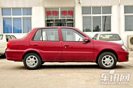 天津一汽-夏利N3-1.0L 三厢基本型