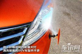 试驾广汽传祺GS5 1.8T 实际表现好于预期