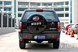 陆风汽车-陆风X6-2.8两驱超值版
