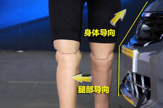 上海通用别克昂科拉拆解点评 注重行人保护